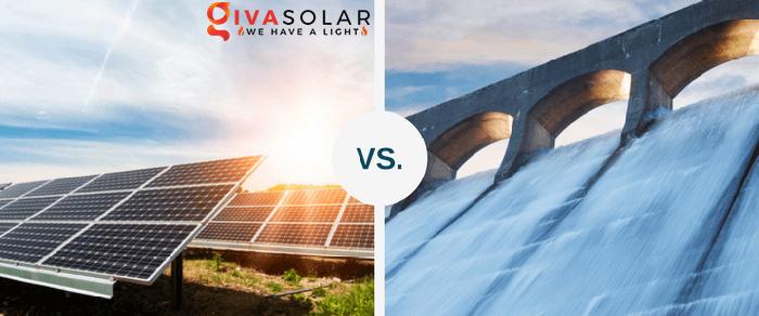 lợi ích của nguồn năng lượng mặt trời với các nguồn năng lượng khác 3