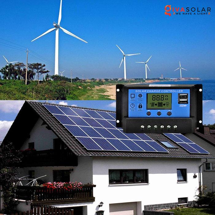 Tại sao phải dùng bộ điều khiển sạc cho hệ thống pin mặt trời 4