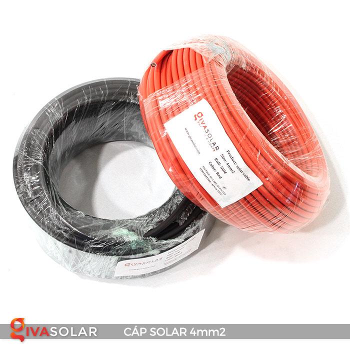Dây Cáp DC solar 4mm2 2