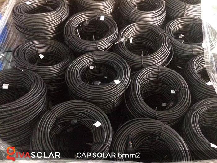 Cáp Solar DC 6mm2 12