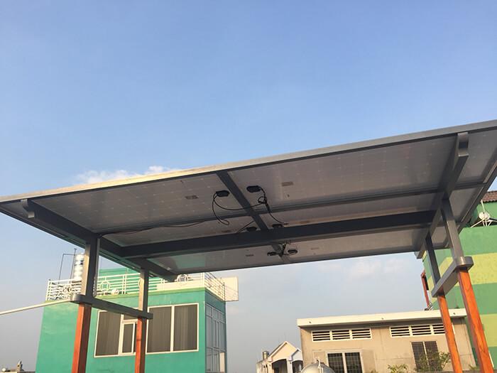 Hoàn thành lắp đặt hệ thống 5KW cho anh Kiên ở Hóc Môn 8