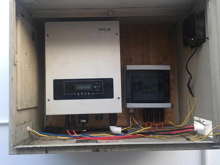 Hoàn thành lắp đặt hệ thống 5KW cho anh Kiên ở Hóc Môn 9