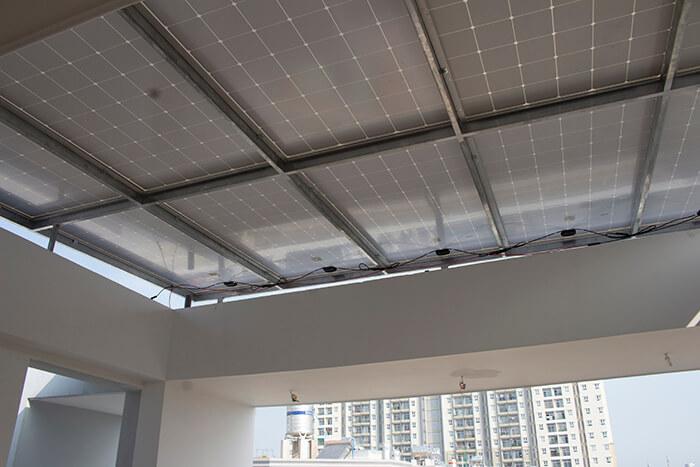lắp điện mặt trời hòa lưới 4.5 KW cho anh Tường ở Quận 12 8