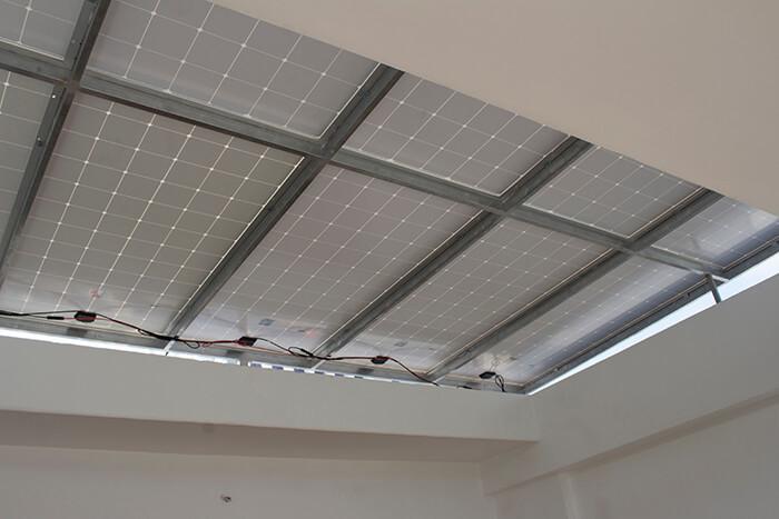 lắp điện mặt trời hòa lưới 4.5 KW cho anh Tường ở Quận 12 9