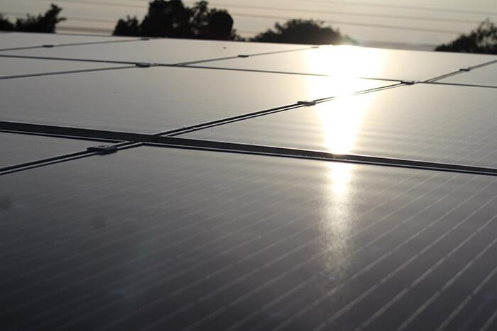hệ thống điện mặt mặt trời 40KW hòa lưới 3 pha Ở Lâm Đồng 21