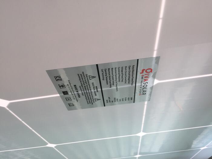hệ thống điện mặt trời hòa lưới 3 pha 10KW ở Củ Chi 9