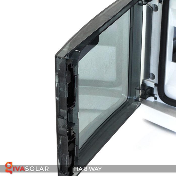 Tủ điện pin mặt trời HA 8 Way 6
