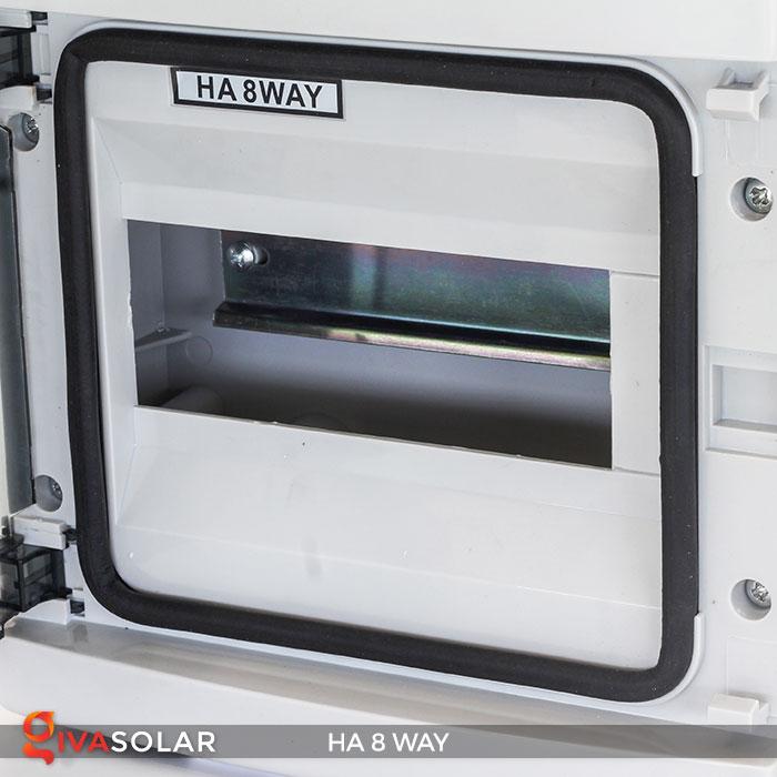 Tủ điện pin mặt trời HA 8 Way 7
