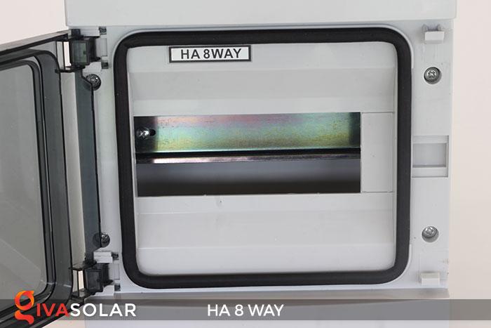 Tủ điện pin mặt trời HA 8 Way 9