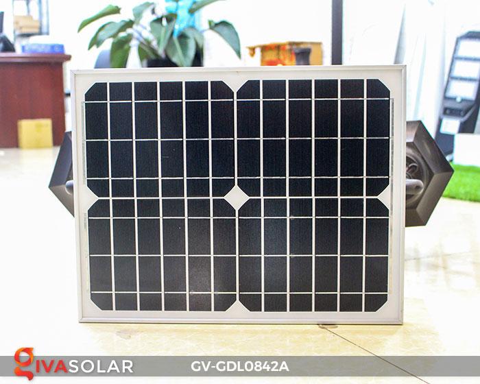 Đèn cột sân vườn dùng điện mặt trời GV-GDL0842A 7