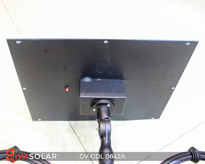 Đèn cột sân vườn dùng điện mặt trời GV-GDL0842A 8