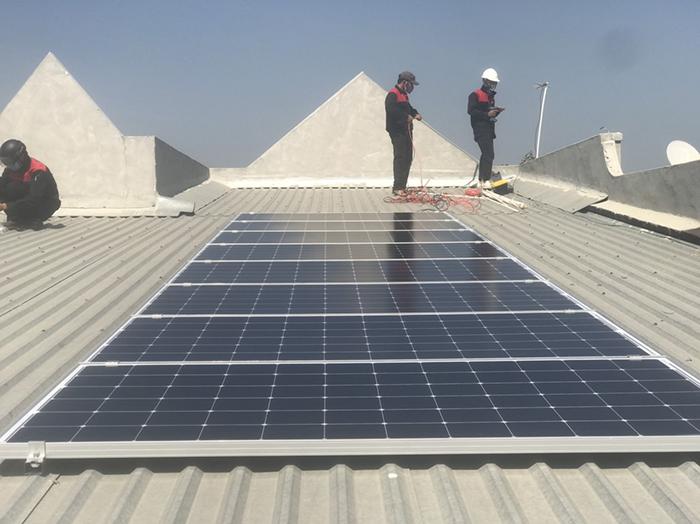 lắp đặt hệ thống điện mặt trời 3KW hòa lưới cho anh Sơn ở BRVT 5
