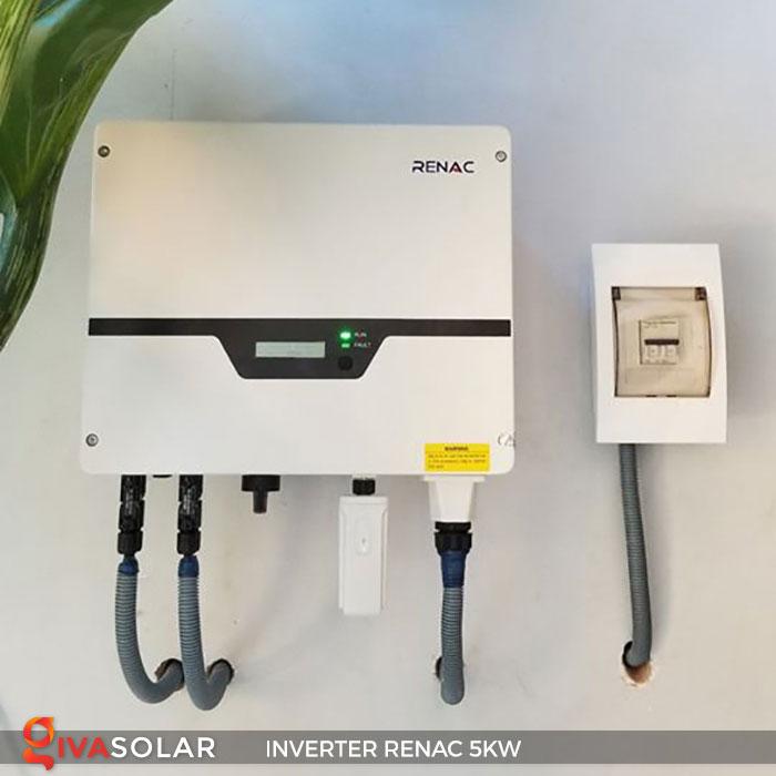 Inverter hòa lưới 1 pha RENAC NAC5K-DS 5KW 11