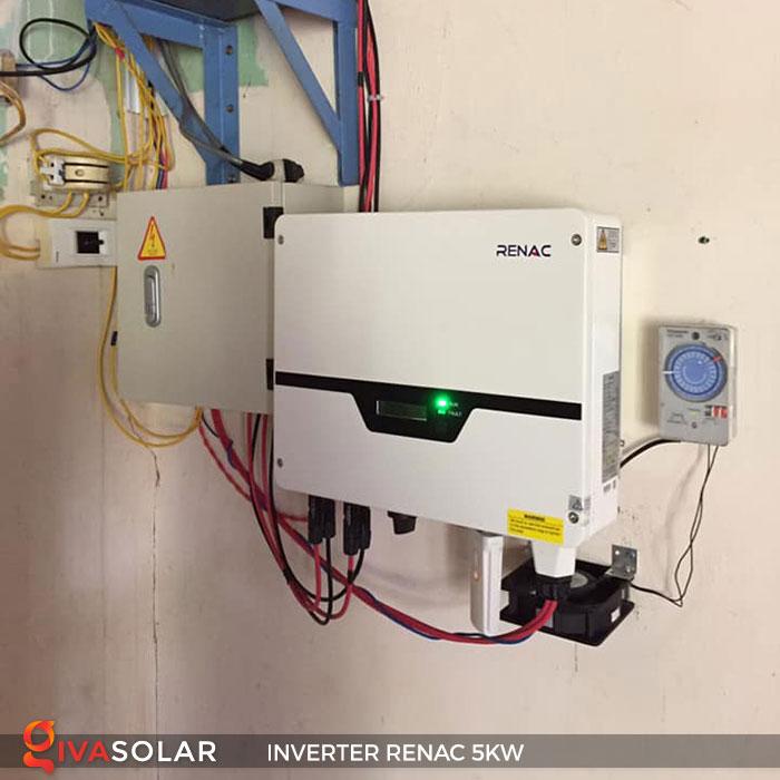 Inverter hòa lưới 1 pha RENAC NAC5K-DS 5KW 12