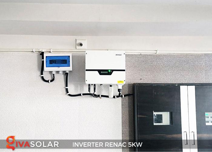 Inverter hòa lưới 1 pha RENAC NAC5K-DS 5KW 7