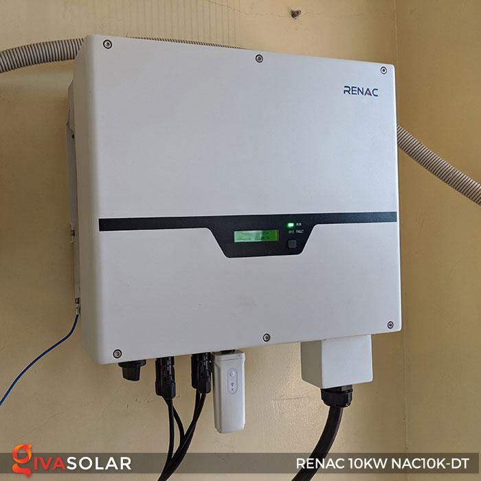 Inverter hòa lưới 3 pha RENAC 10kW 1