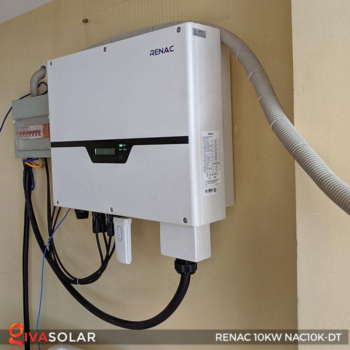 Inverter hòa lưới 3 pha RENAC 10kW 11