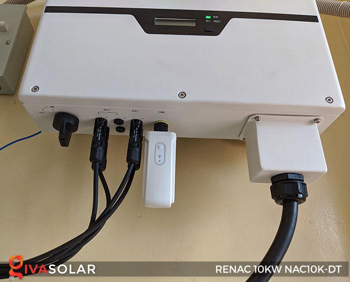Inverter hòa lưới 3 pha RENAC 10kW 12
