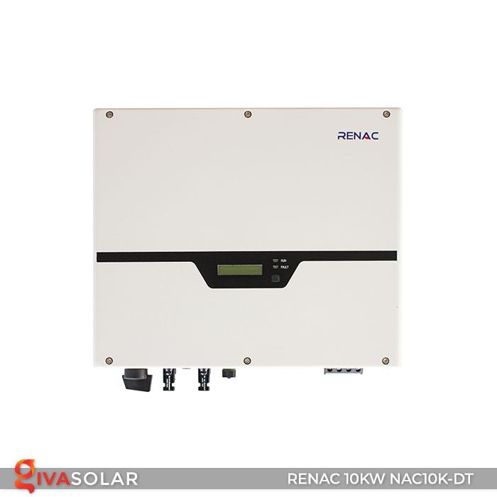 Inverter hòa lưới 3 pha RENAC 10kW 2