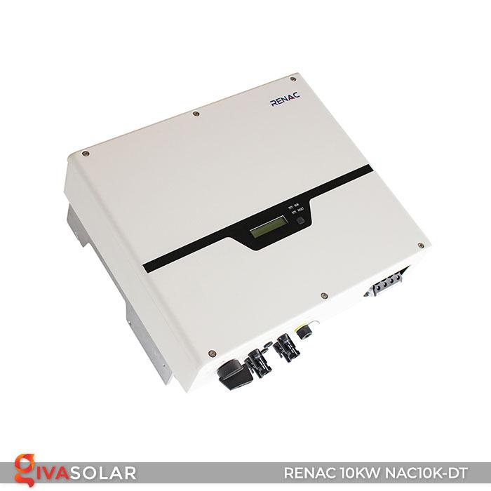 Inverter hòa lưới 3 pha RENAC 10kW 3