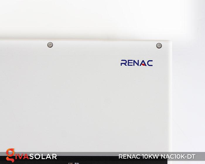 Inverter hòa lưới 3 pha RENAC 10kW 6