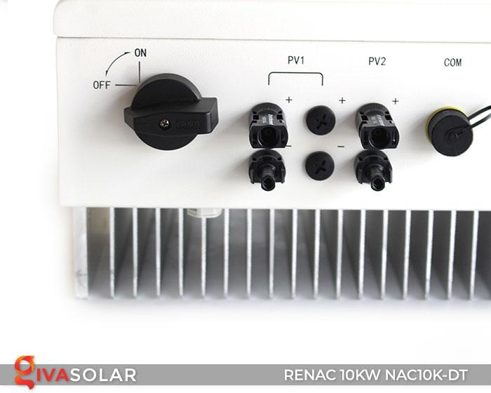 Inverter hòa lưới 3 pha RENAC 10kW 8
