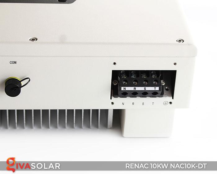 Inverter hòa lưới 3 pha RENAC 10kW 9