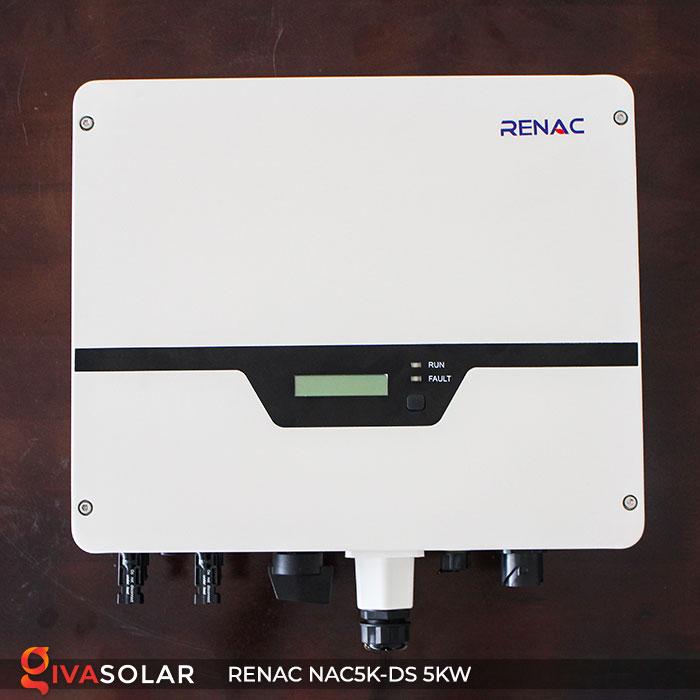 Inverter hòa lưới RENAC 5kW 1