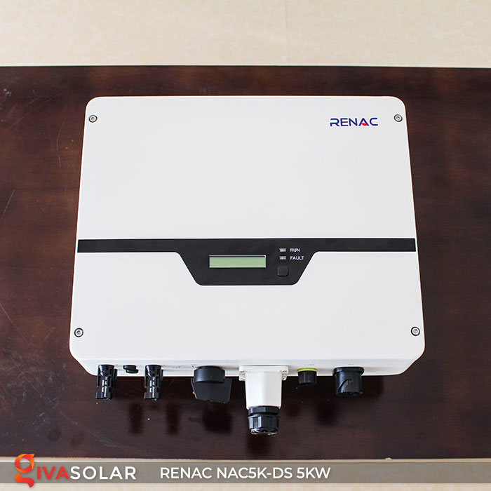 Inverter hòa lưới RENAC 5kW 2