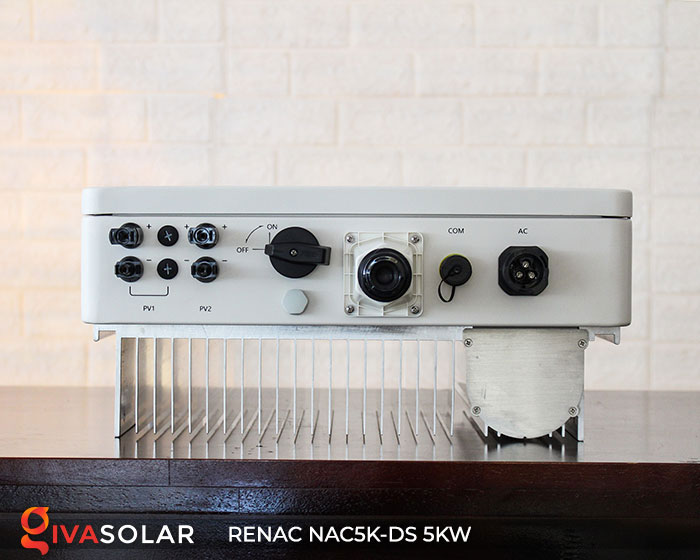 Inverter hòa lưới RENAC 5kW 5