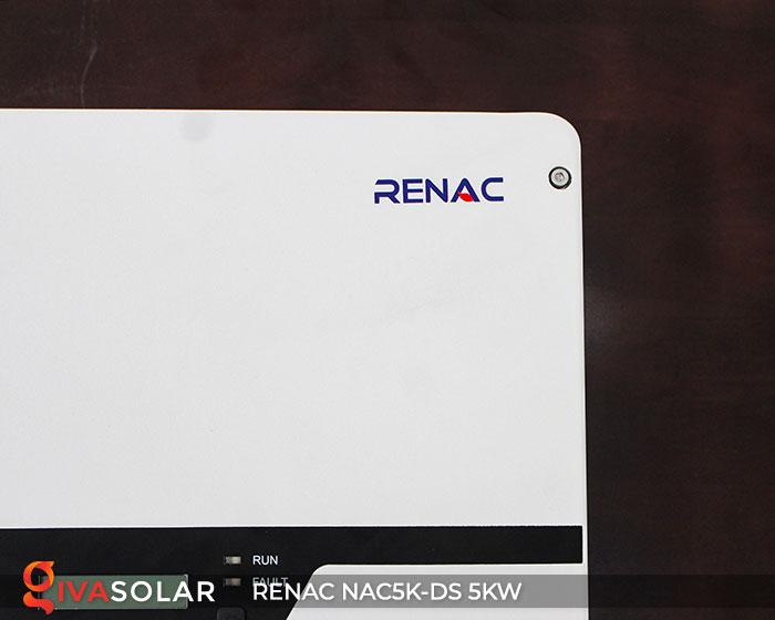Inverter hòa lưới RENAC 5kW 7