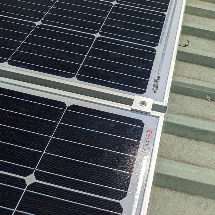 lắp đặt hệ thống điện mặt trời 10KW cho chú Ích ở Bình Chánh 10