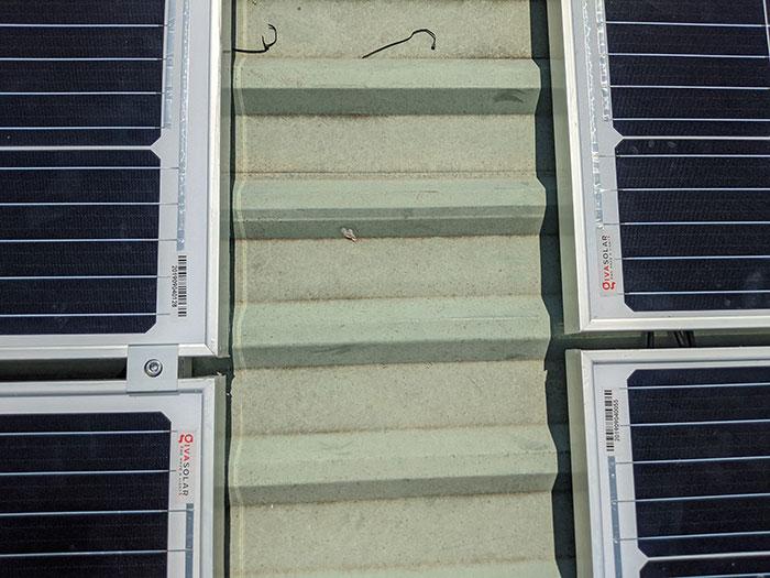 lắp đặt hệ thống điện mặt trời 10KW cho chú Ích ở Bình Chánh 11