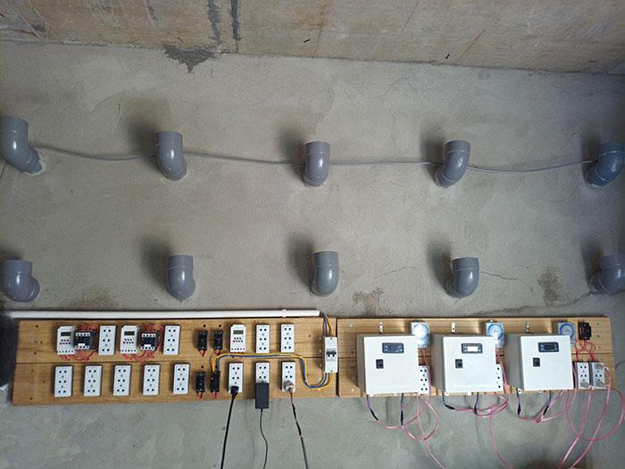 Lắp đặt hệ thống điện mặt trời độc lập 3KW cho anh Vững ở Đồng Nai 13