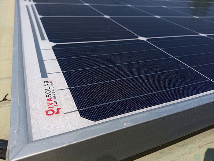 Hoàn thành xong hệ thống điện mặt trời 3 KW cho cô Khâm ở Tây Ninh 5