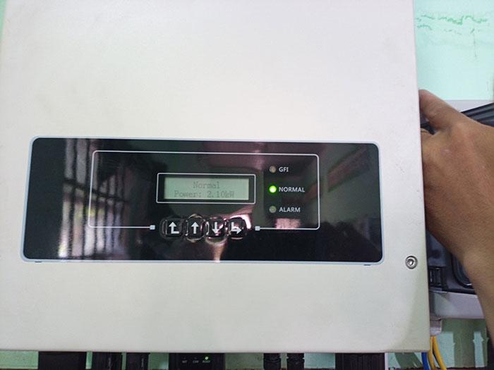 Hoàn thành xong hệ thống điện mặt trời 3 KW cho cô Khâm ở Tây Ninh 9
