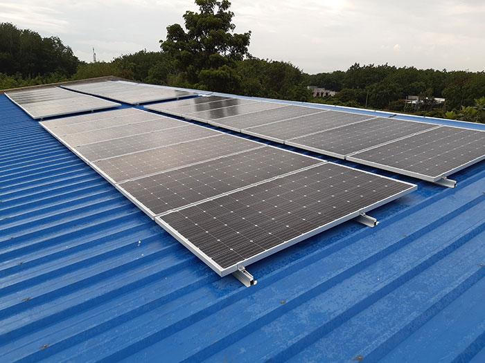 Lắp hệ thống điện mặt trời hòa lưới 40KW cho Chú Thái ở Củ Chi 3