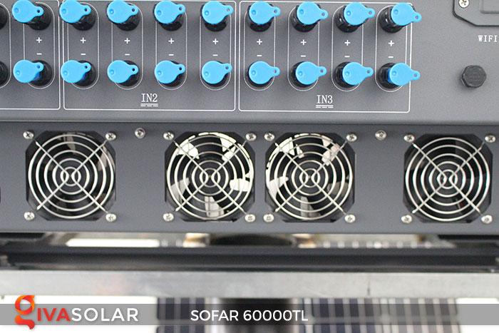Biến tần hòa lưới 3 pha SOFAR 60000TL 10