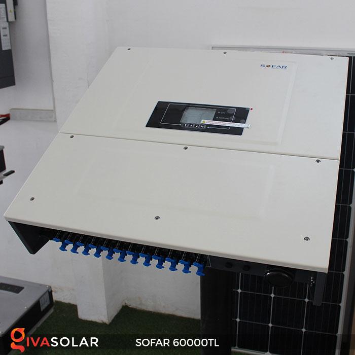 Biến tần hòa lưới 3 pha SOFAR 60000TL 2