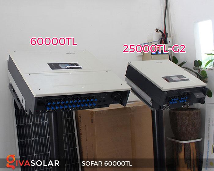 Biến tần hòa lưới 3 pha SOFAR 60000TL 3