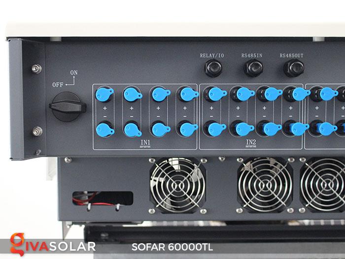 Biến tần hòa lưới 3 pha SOFAR 60000TL 8