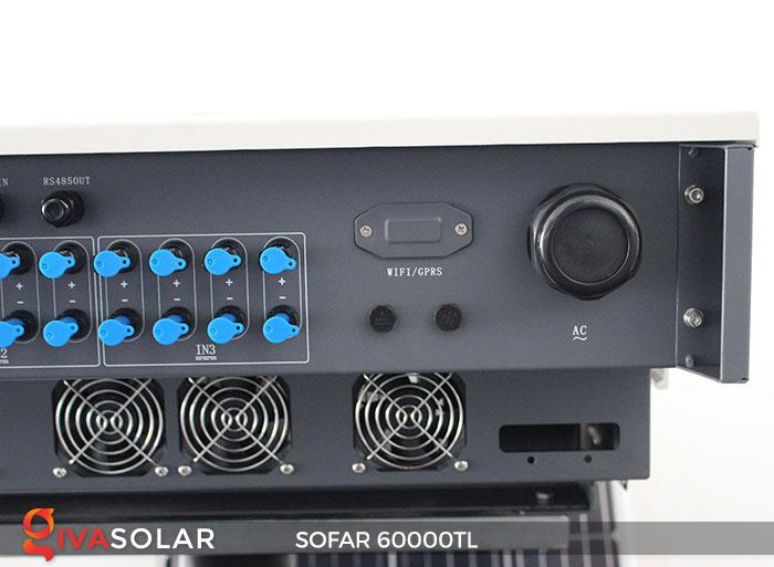 Biến tần hòa lưới 3 pha SOFAR 60000TL 9