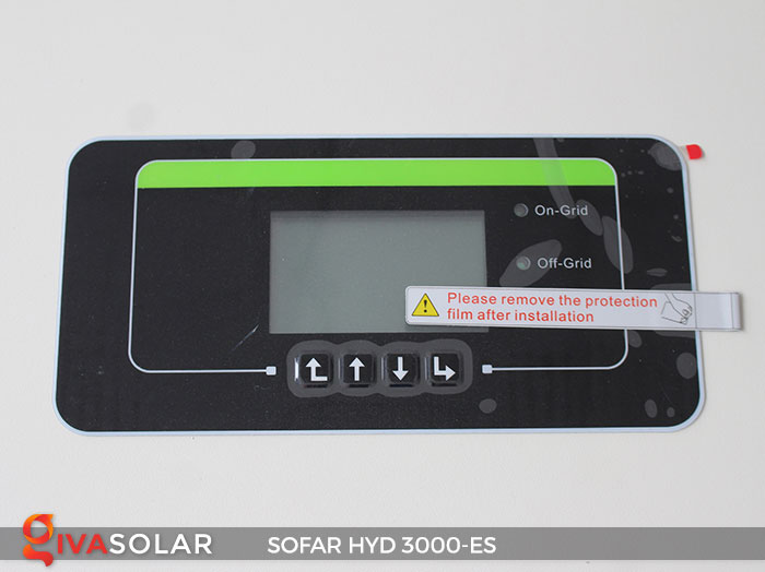 Biến tần hòa lưới có lưu trữ Sofar HYD 3000-ES 7