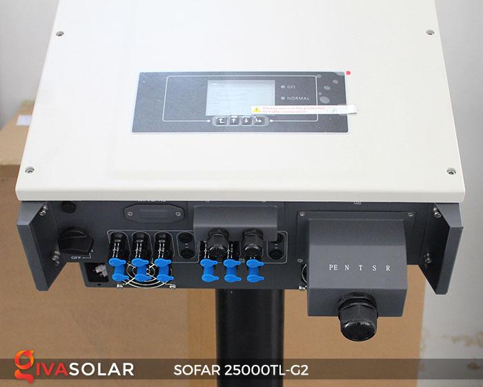 Biến tần năng lượng mặt trời Sofar 25000TL-G2 4