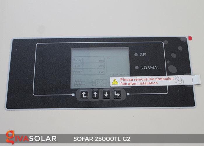 Biến tần năng lượng mặt trời Sofar 25000TL-G2 5