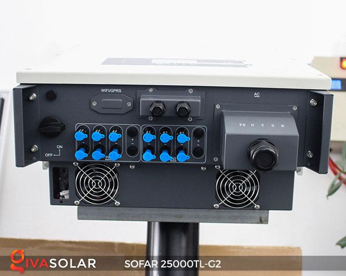 Biến tần năng lượng mặt trời Sofar 25000TL-G2 6