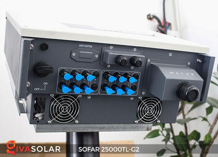 Biến tần năng lượng mặt trời Sofar 25000TL-G2 7