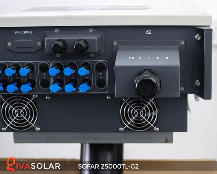 Biến tần năng lượng mặt trời Sofar 25000TL-G2 8