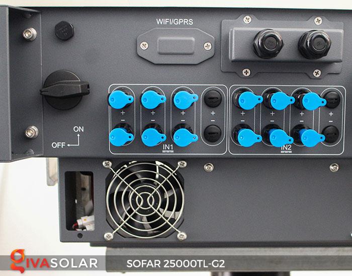 Biến tần năng lượng mặt trời Sofar 25000TL-G2 9