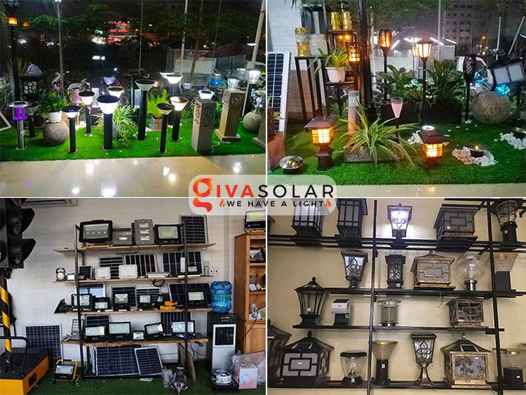 đèn năng lượng mặt trời GivaSolar